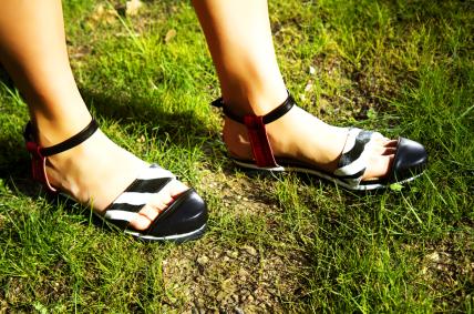 sandales jungle